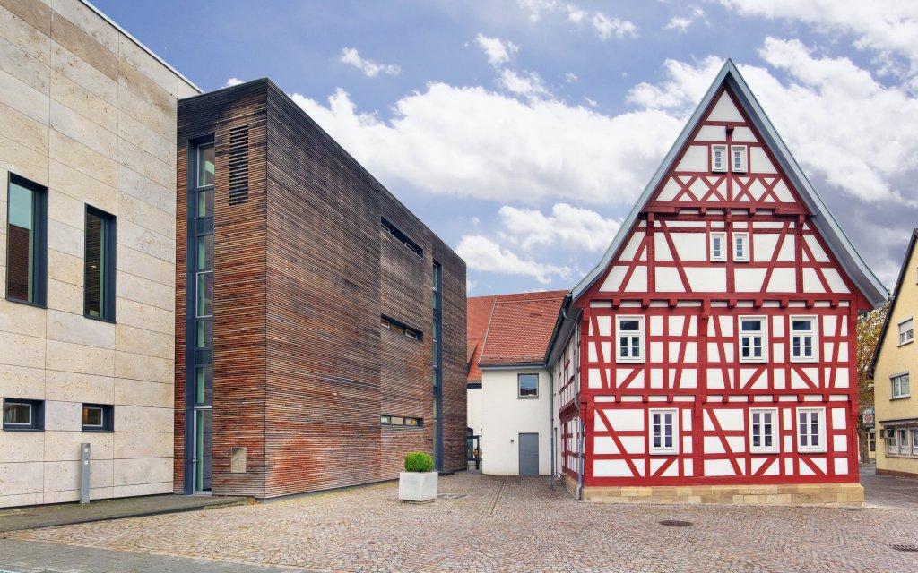 Stadtmuseum mit Mediathek in Necksulm