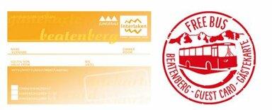Beatenberg Gästekarte