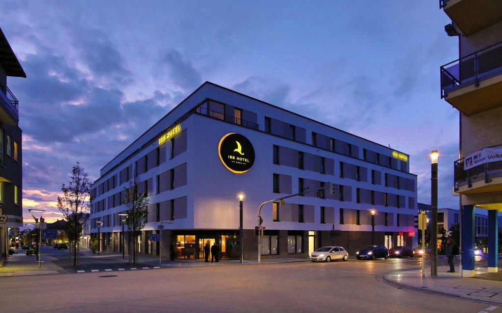 Ibb Hotel Ingelheim aussen Außenansicht