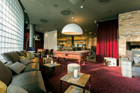 Lounge Billardtisch