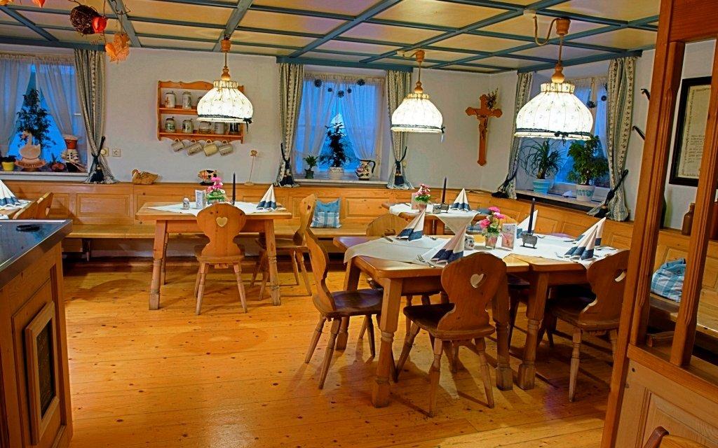 Frankenried Hotel Landgasthof zum Goldenen Schwanen Restaurant