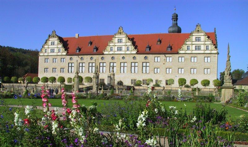 Schloss im Taubertal