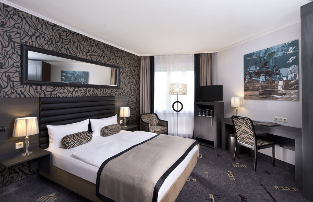 Hamburg Park Hotel am Berliner Tor Zimmer Superior-Doppelzimmer