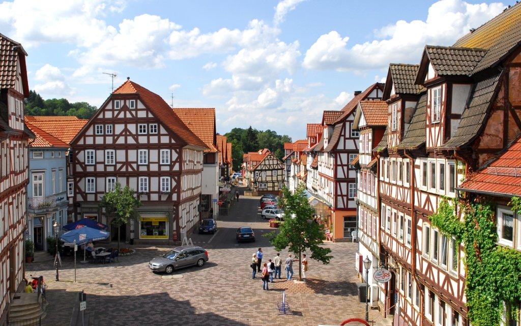 Fulda Fachwerkhäuser