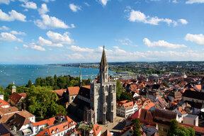 Konstanz Münster von oben Fotograf Achim Mende Nachweis TI Konstanz
