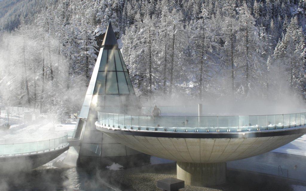 Aqua Dome Therme im Ötztal