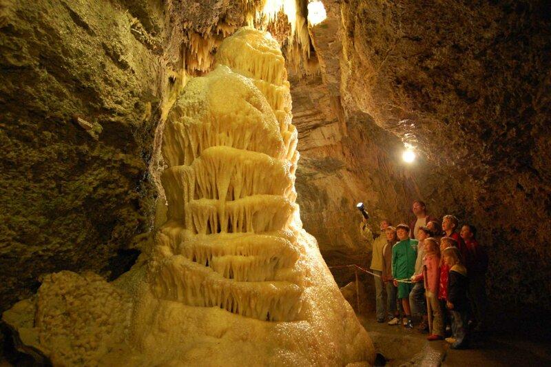 Tropfsteinhöhle Eberstadt