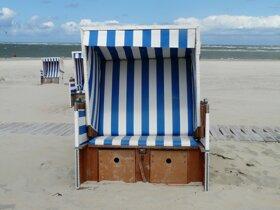 Strandkorb ohne c pixabay