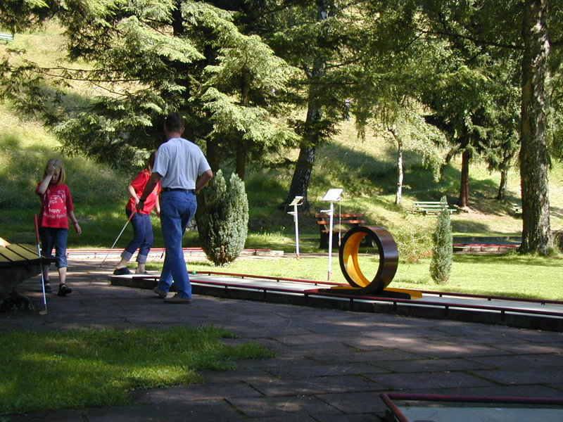 Minigolf Adventure Golfpark Bad Wildbad