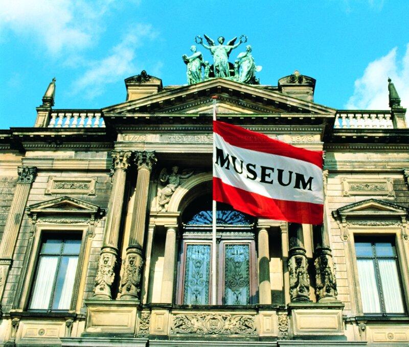 Außenfassade Teylers Museum