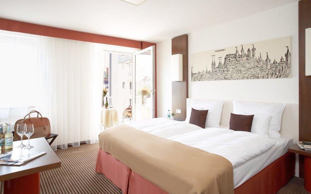 BEST WESTERN Hotel Nürnberg City West Doppelzimmer