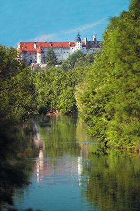 Ansicht Schloss Hellenstein