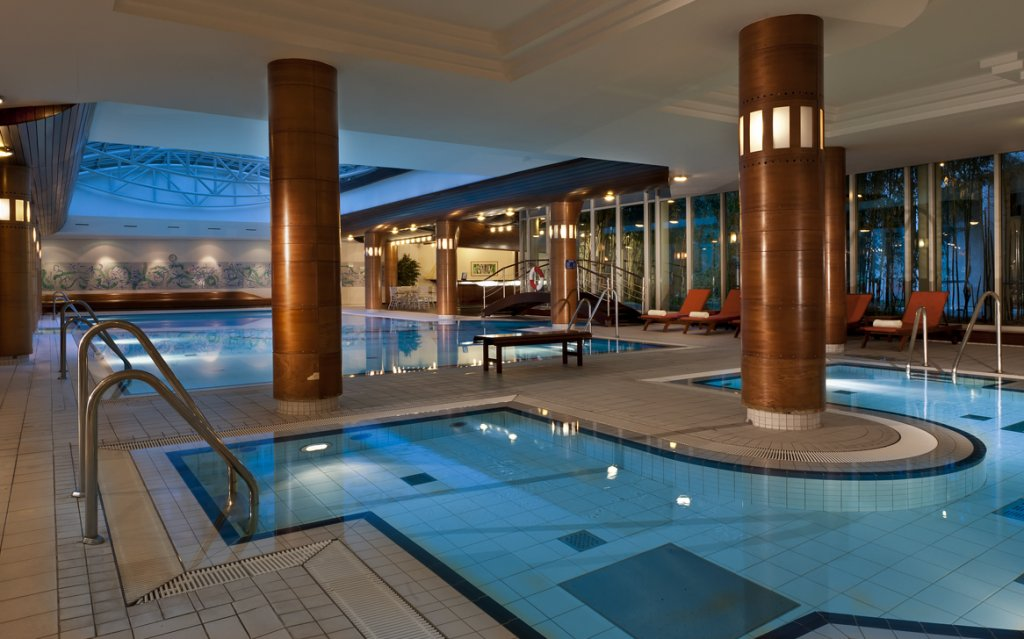 Radebeul Radisson Blu Park Hotel Pool Schwimmbad