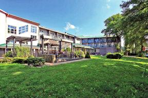 Hotel Riviera - aussen