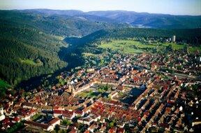 Luftaufnahme Freudenstadt 1