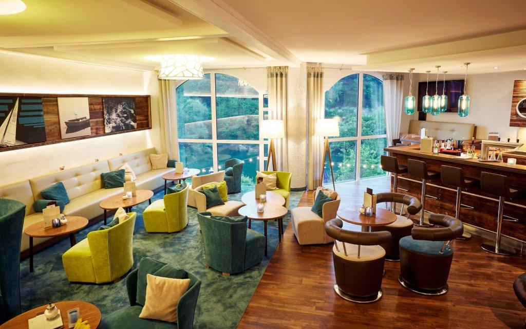 Diemelsee-Heringhausen Göbel's Seehotel Bar Lounge