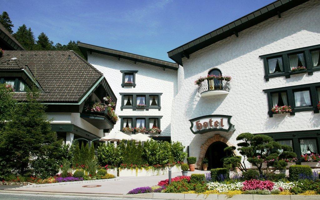 Baiersbronn Hotel Sackmann aussen Außenansicht