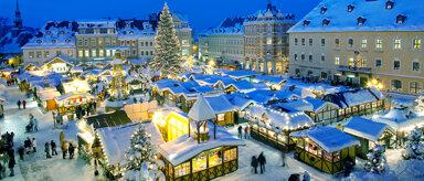 Reisethema  Weihnachtsmärkte