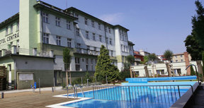 Wellness Hotel Central-aussen