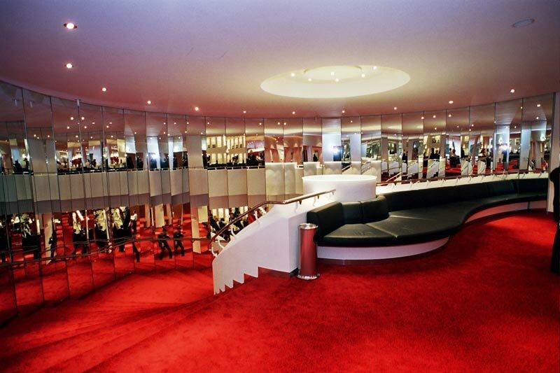 Stage Operettenhaus in Hamburg von innen