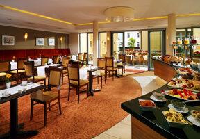 Frühstücksraum c Hotel