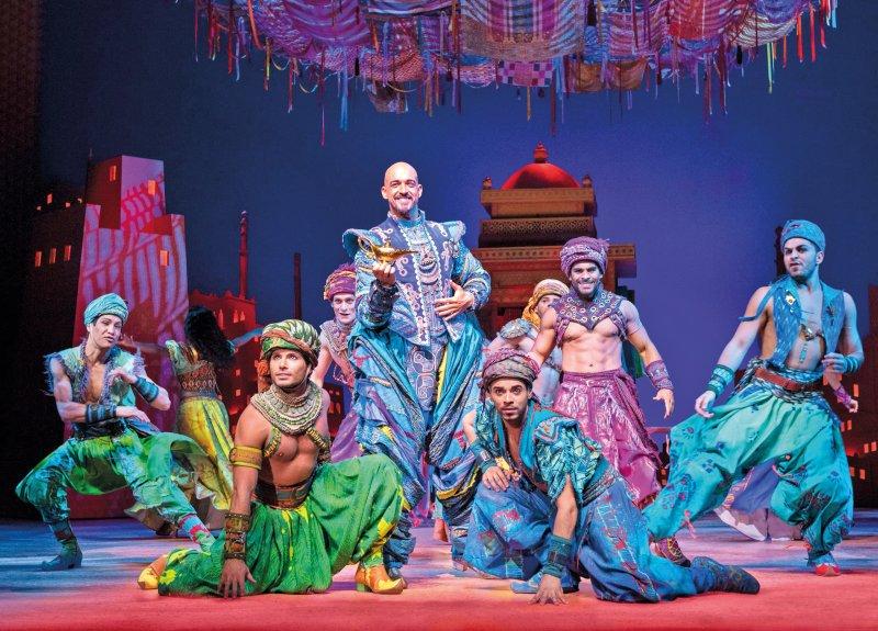 Aladdin Handlung