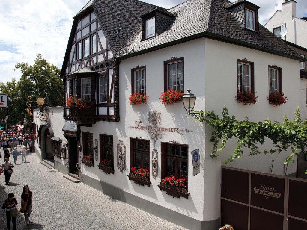 Rüdesheim Hotel Felsenkeller