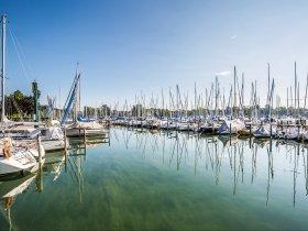 Chiemsee Boote c Chiemgau Tourismus e.V.