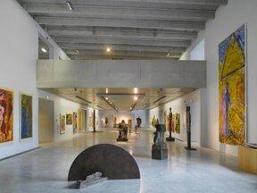 Museum für zeitgenössische Kunst - Diether Kunerth Roland Halbe Fotografie Stuttgart RH2281-0066