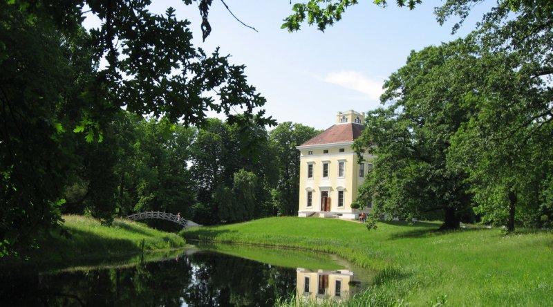Luisium Gartenreich Dessau-Wörlitz