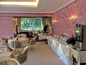 Romantik Hotel Bel Air Frühstücksbuffet Foto Hotel