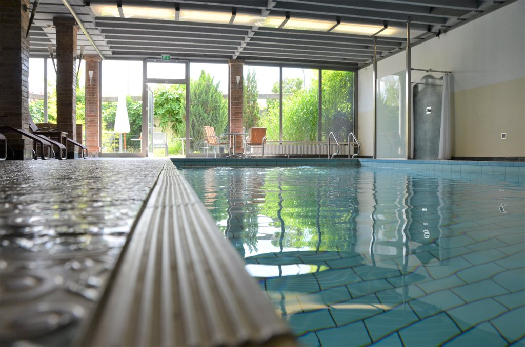 Augsburg Ringhotel Alpenhof Pool