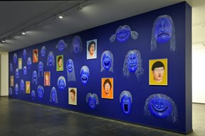 S.M.A.K, das belgische Museum für zeitgenössische Kunst in Gent, gilt als die bedeutendste Sammlung zeitgenössischer Kunst in Flandern mit nationalen und internationalen Meisterwerken