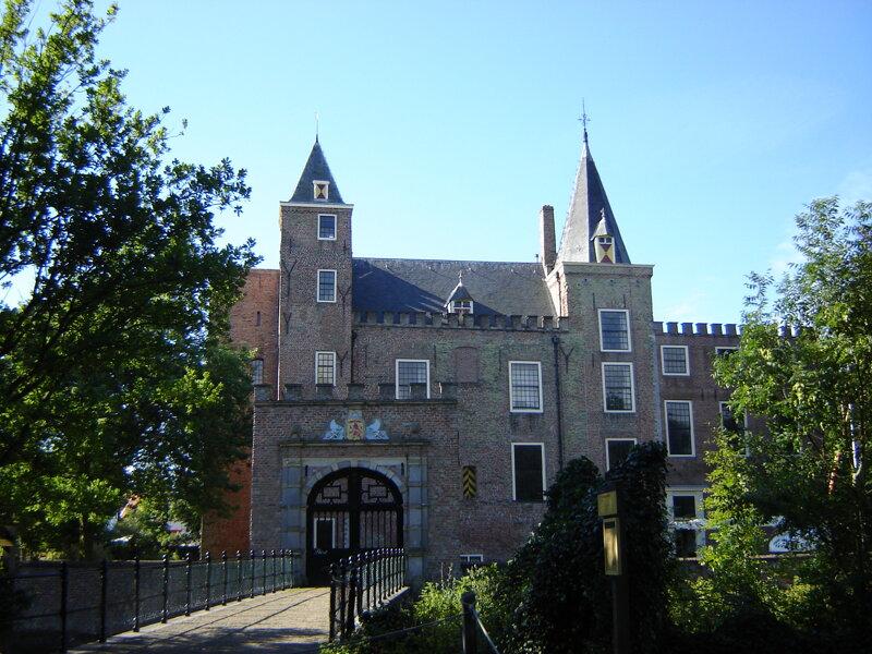 Burgh-Haamstede Schloss