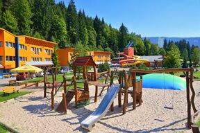 Aqua Park Spindl-Kinderspileplatz 1