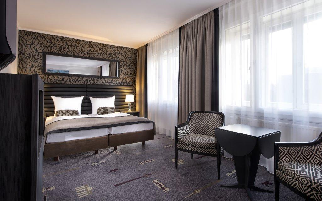 Hamburg Park Hotel am Berliner Tor Zimmer Doppelzimmer
