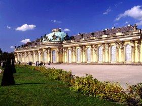 Schloss- Sanssouci TMB Joachim Boldt