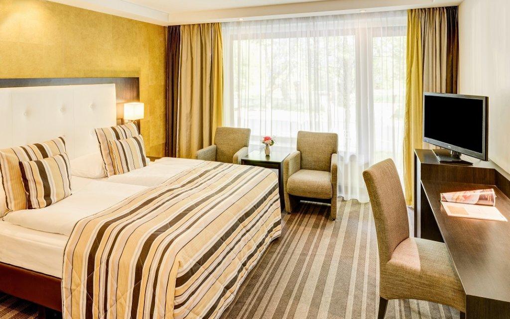 Van der Valk Hotel Moers Zimmer Doppelzimmer