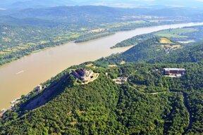 Burg in Visegrad