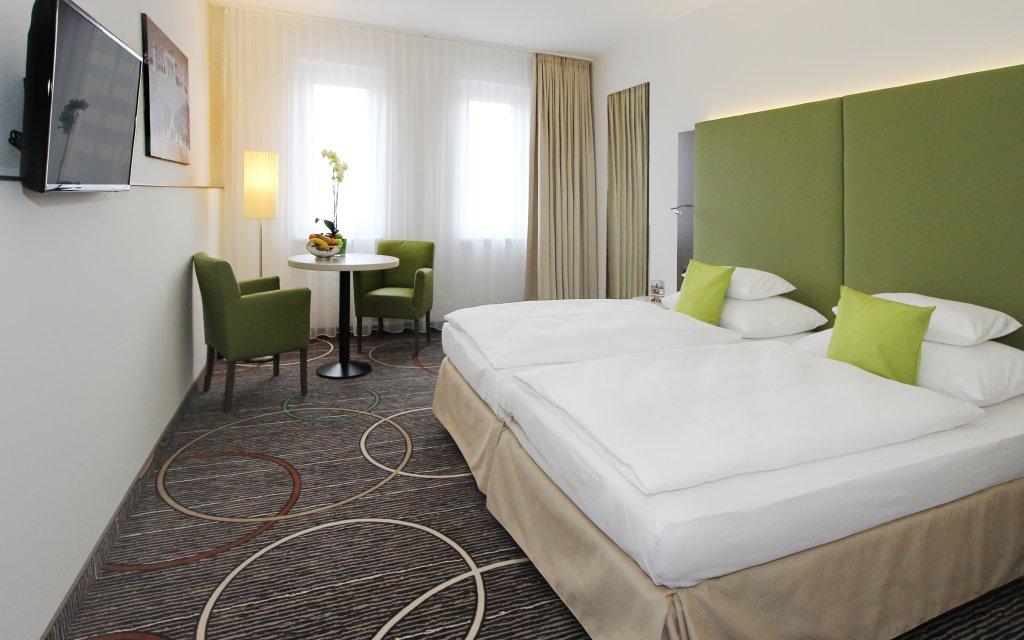 Wien Arcotel Wimberger Zimmer Doppelzimmer