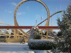 Winter Slagharen 02
