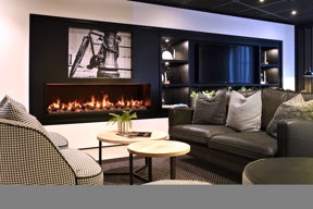 Gr8 Hotel Amsterdam Riverside Lounge 1