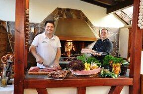 Swen Jäger mit Koch