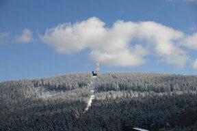 Schanze Winter