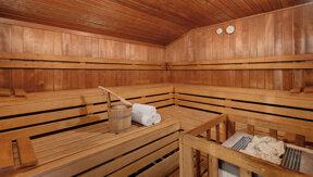BW Aparthotel Birnbachhöhe Sauna