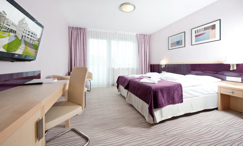 Swinemünde Interferie Medical Spa Zimmer Doppelzimmer
