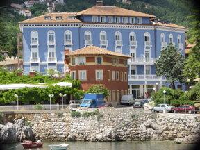 Hotel Park vom Meer