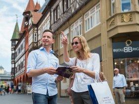 Fulda Innenstadt c Tourismus und Kongressmanagement Fulda