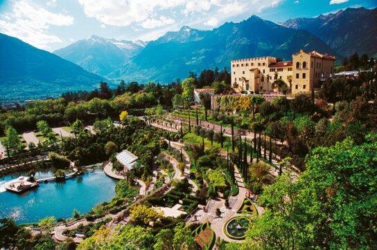 Trauttmansdorff c Südtirol Marketing Schloss Trauttmansdorff