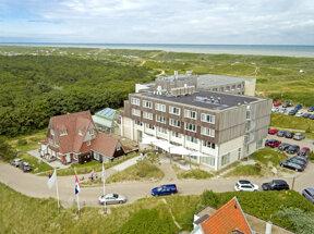 Hotel ID 0731-opduin-texel-ligging-zee